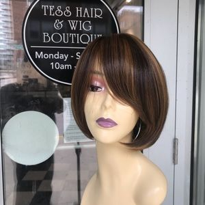 Accessories - Wig Fulllcap Lace/nylon Handstitch handtied bob